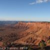 Canyon Rims Recreation Area, Utah, is lovely any time of day, but it is especially nice at sunset
