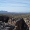 Looking across the Den in Big Bend National Park, Texas