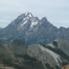 Mt. Stewart, as seen from Earl Peak, Okanogan - Wenatchee National Forest, Washington