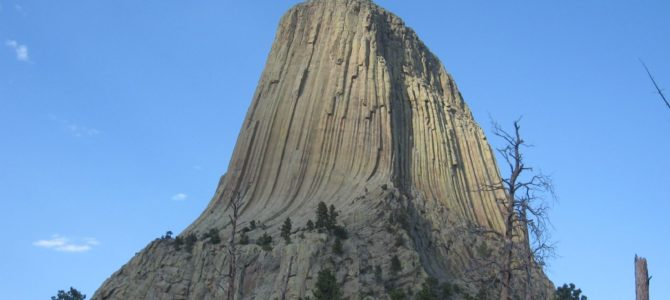 Great Views of Devil's Tower: Red Beds Trail