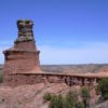 The Palo Duro Lighthouse, Palo Duro State Park, Texas