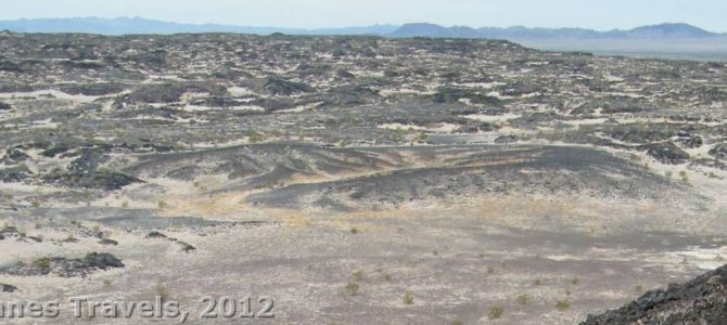 Day-Use Volcano: Amboy Crater