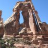 Druid Arch, Canonlands National Park, Needles District, Utah