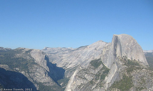 Best Easiest-To-Get-To View in Yosemite