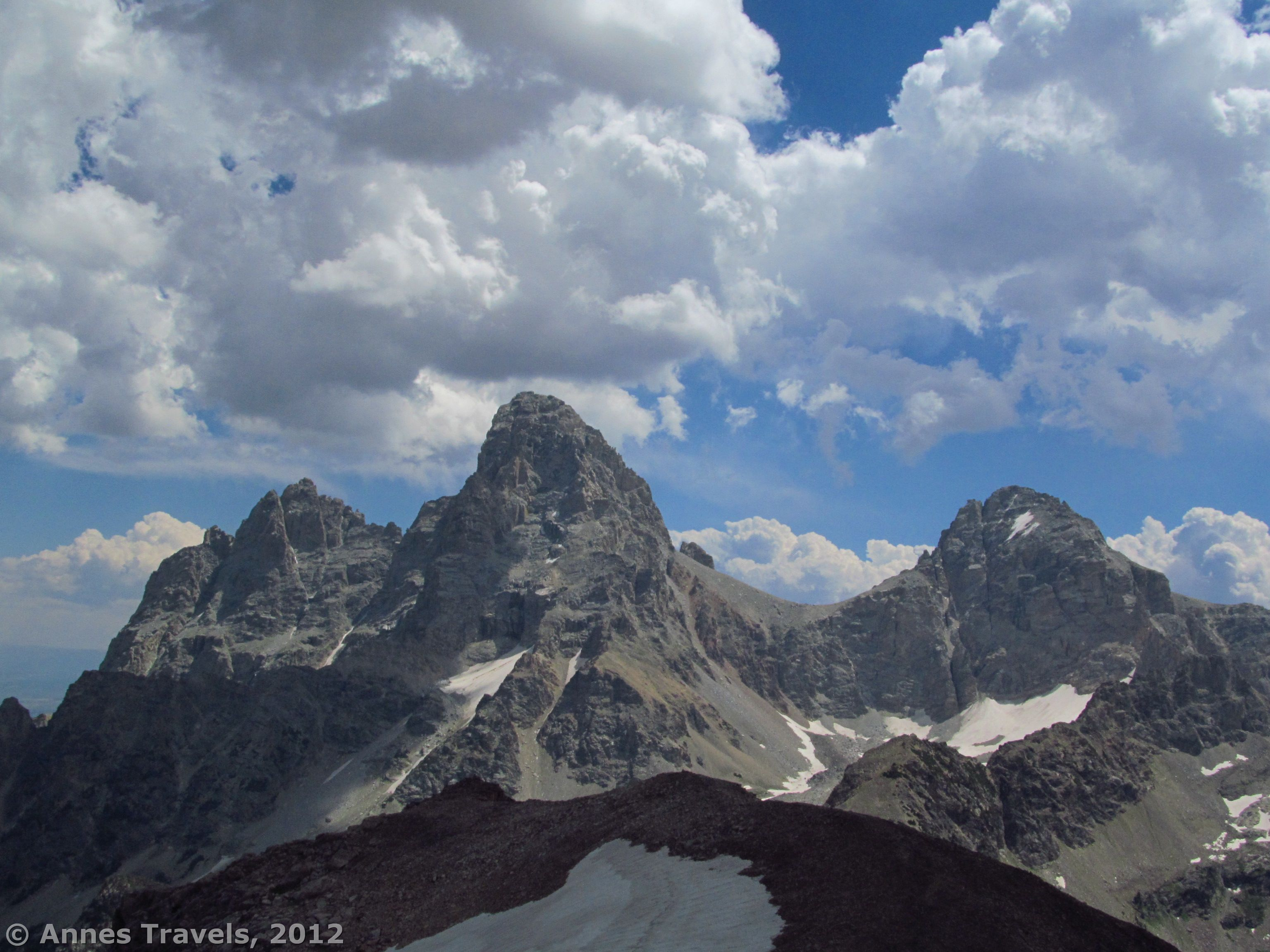 Table Mountain Grand Teton National Park Via The