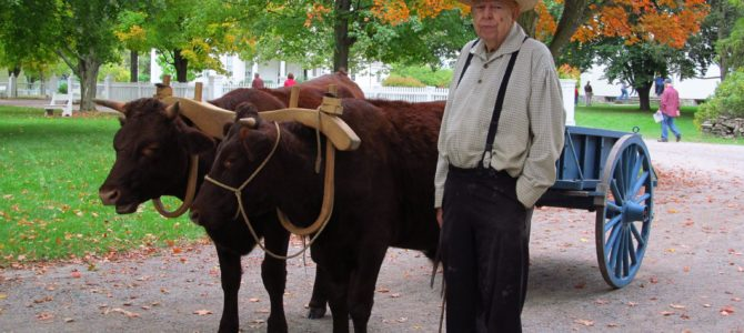 The Genesee Country Village & Museum
