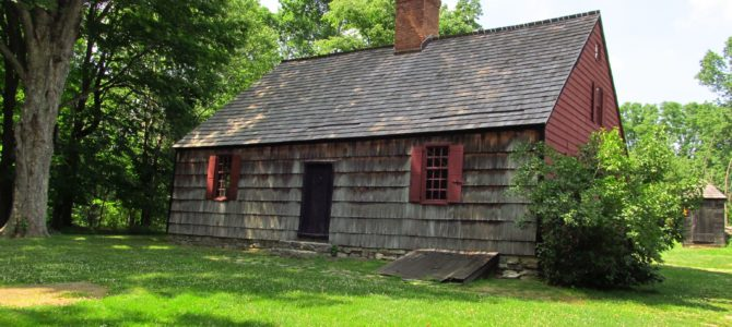 Jockey Hollow: Wick House and Soldiers' Huts