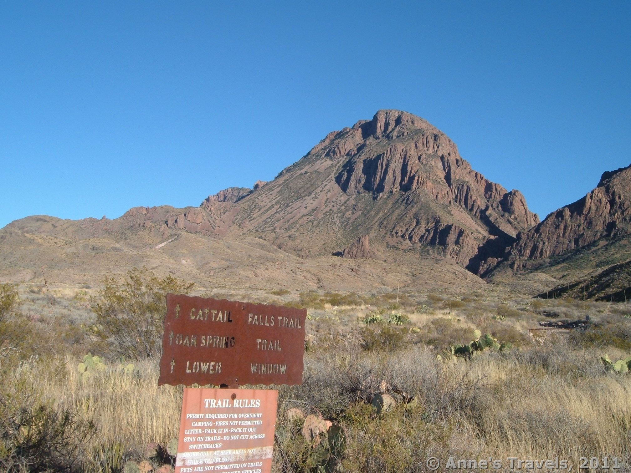 The Best Hikes In Big Bend National Park