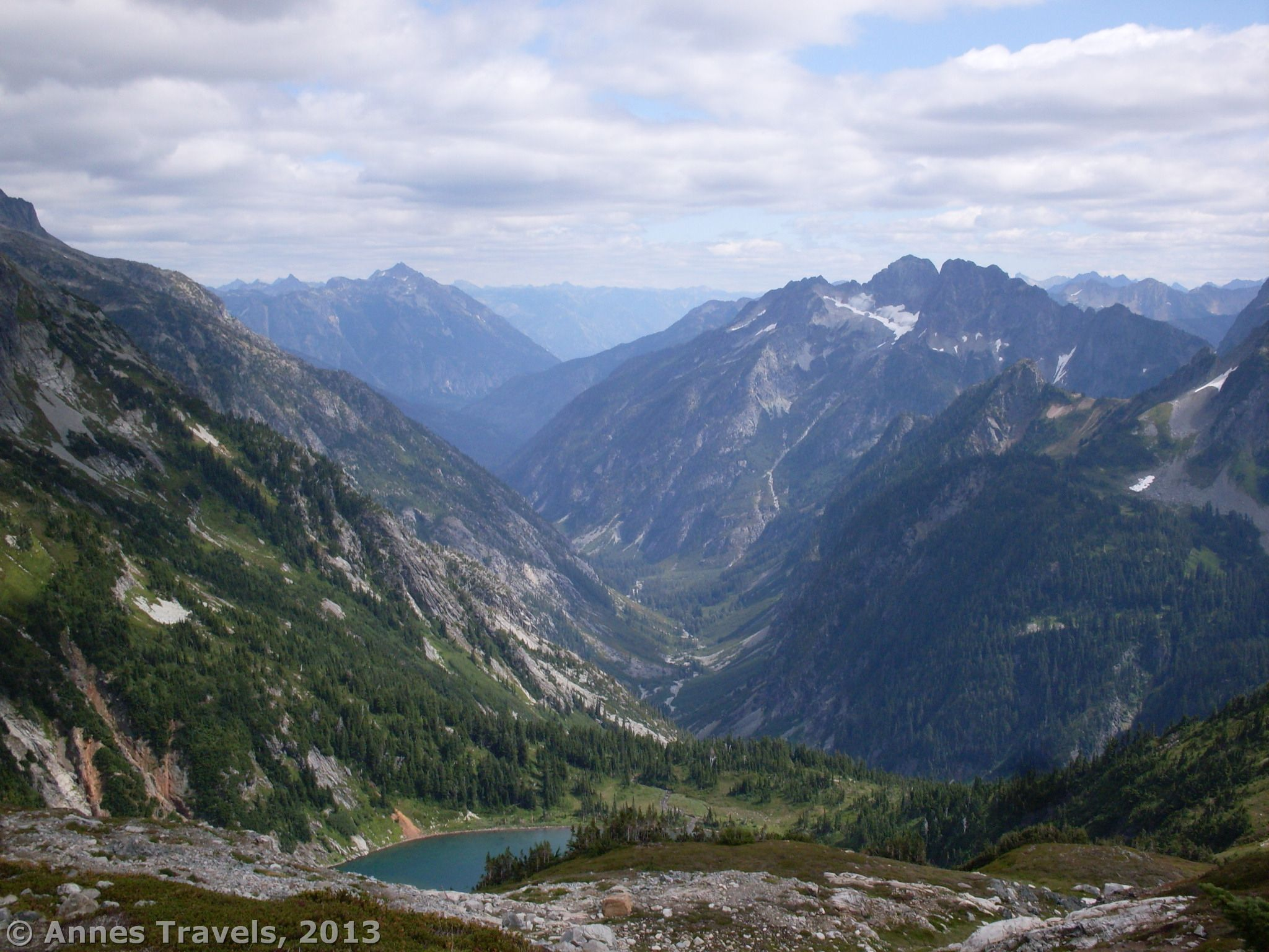 Sahale Arm Some Of The Best Views In North Cascades