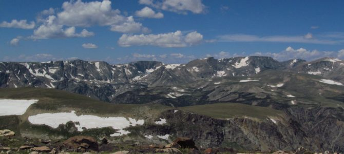 Top-of-the-World Views along the Beartooth Highway