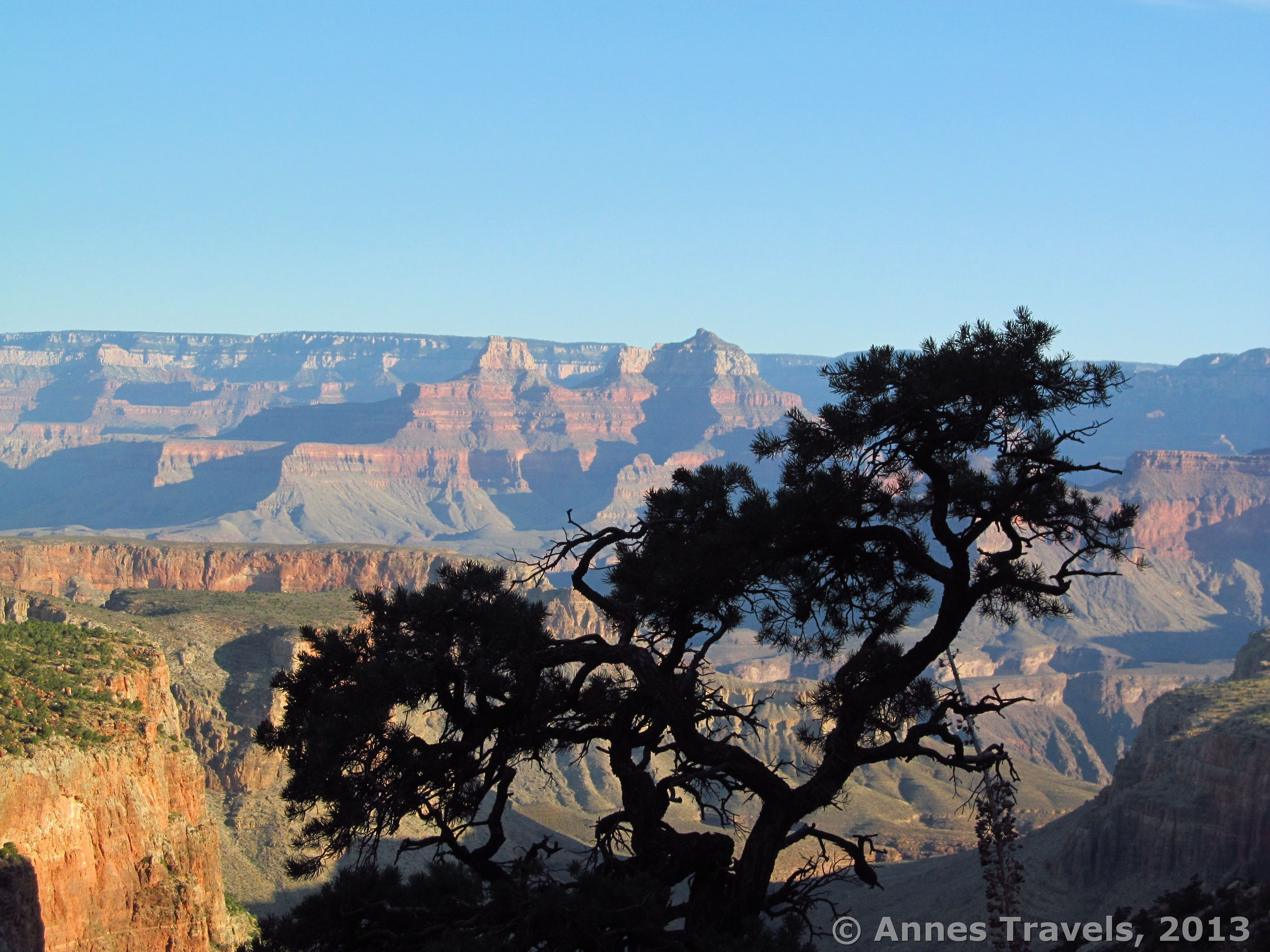 The 6 Best Day Hikes In Grand Canyon South Rim