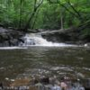 Buttermilk Falls in Mendham (near Chester) NJ