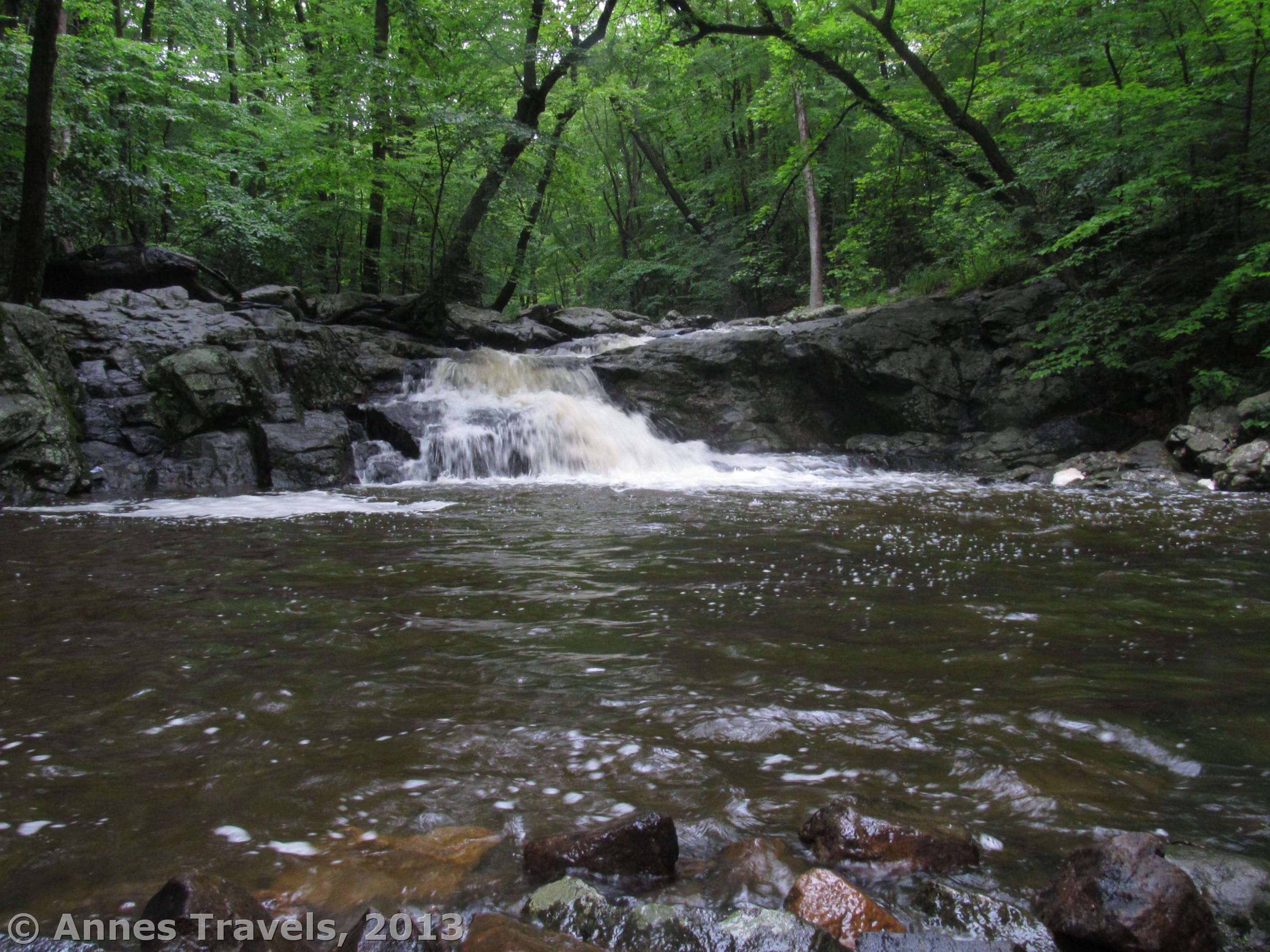 Buttermilk Falls, Mendham NJ: Lovely Swimming Hole and Hiking