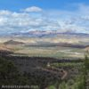 The Skutumpah Road in Grand Staircase-Escalante National Monument and the beautiful scenery near Cannonville, UT