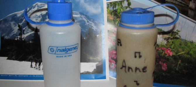 Gear Review: Nalgene HDPE Water Bottle