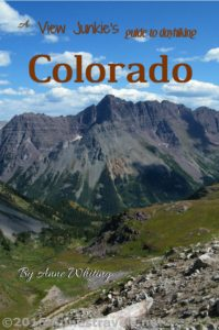 A View Junkie's Guide to Dayhiking Colorado - Front Cover