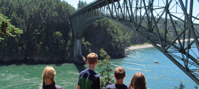 How to Visit the Deception Pass Bridge for Free
