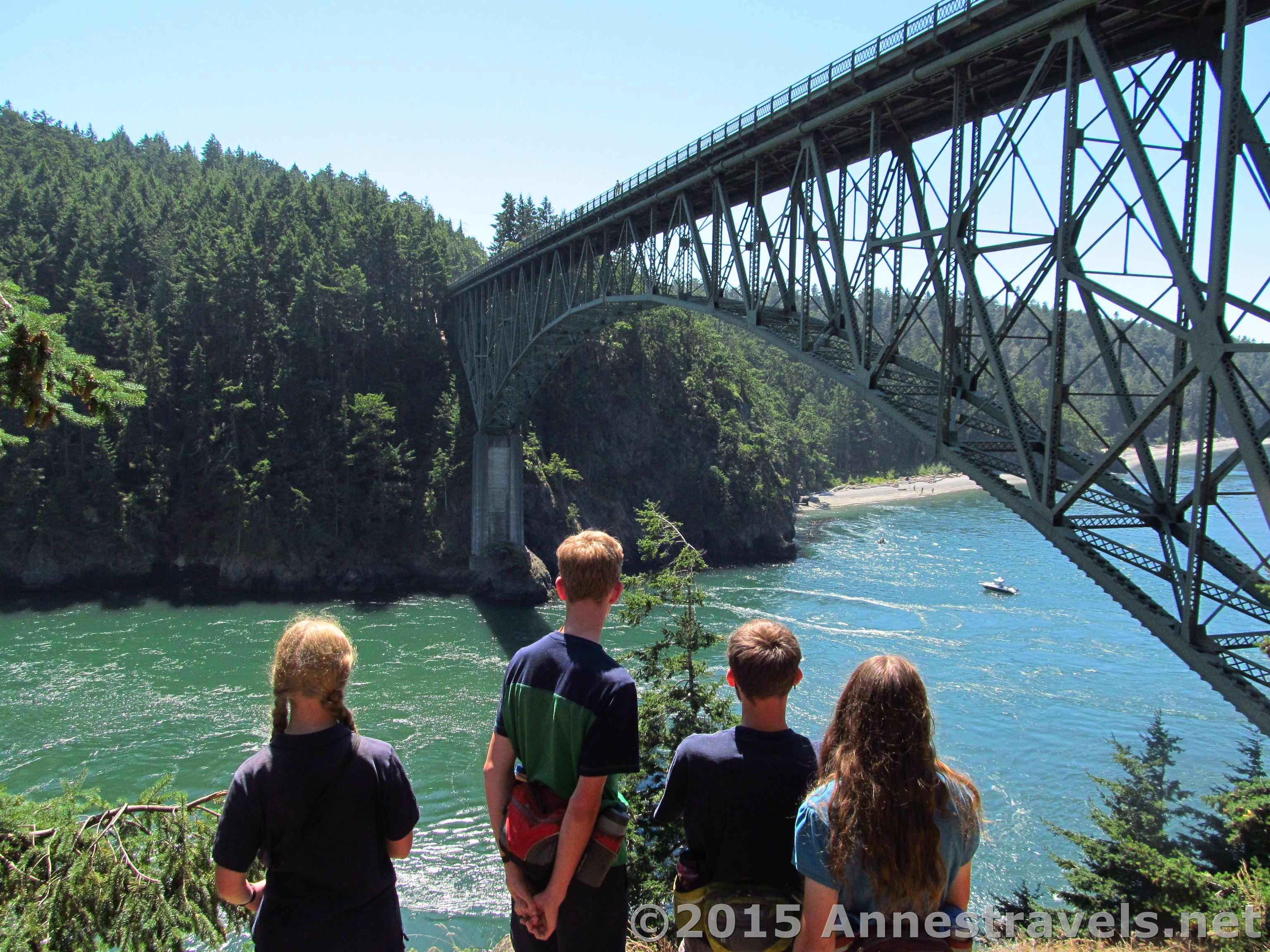 How To Visit The Deception Pass Bridge For Free Anne S