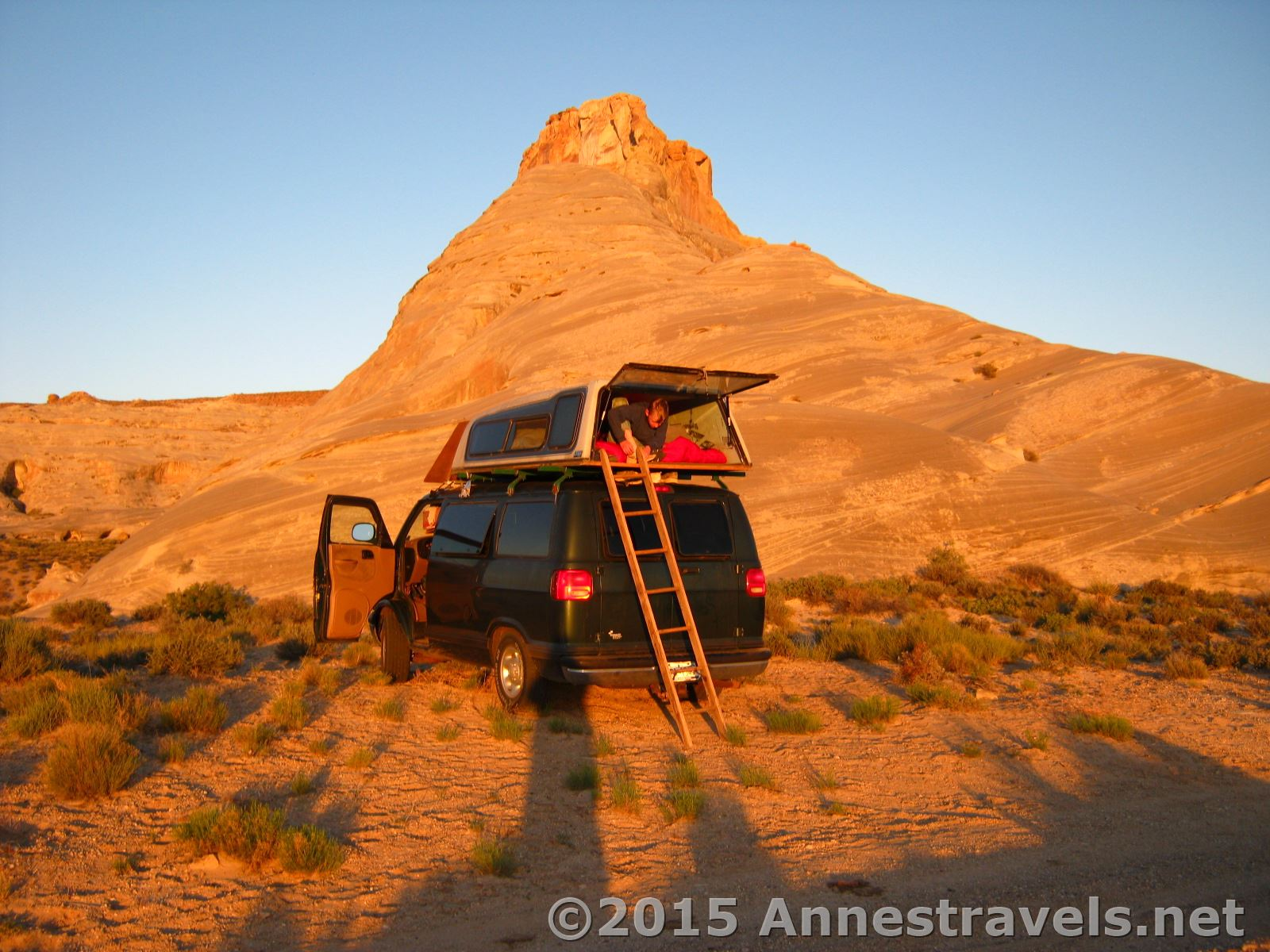 Diy Hard Sided Roof Top Camper Anne S Travels