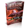 "Cover of the book ""Hidden Gems of the Western United States"" by Daniel Gillaspia"