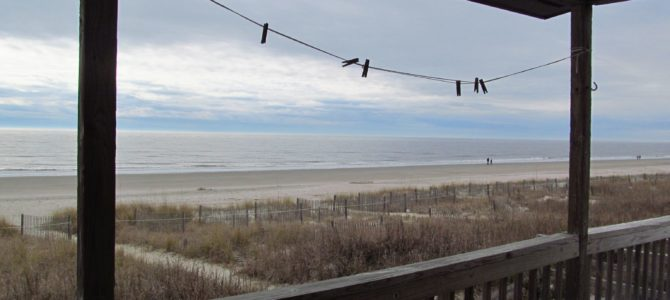 Holden Beach Rental House Review: Starboard 899 OBW