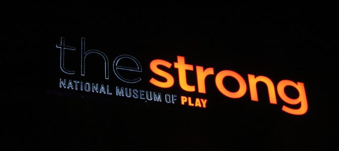 An Evening at the Strong National Museum of Play