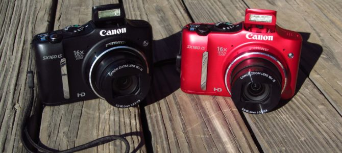 Gear Review: Canon PowerShot SX160 IS Camera
