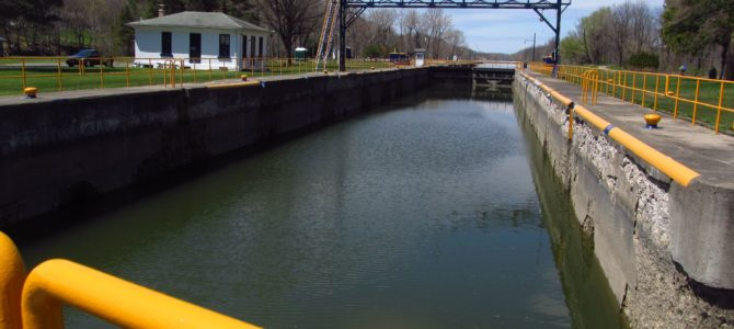 Scenic Bike Ride: Rochester, Syracuse & Eastern Trail + Erie Canal Path