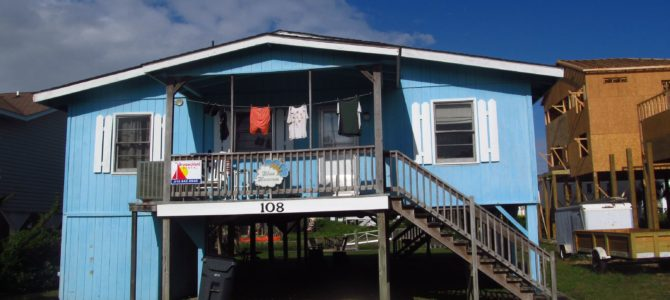 Holden Beach House Review: Blue Heaven, 108 Raleigh Street