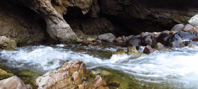 Sinks Canyon – Better in August