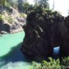 Sea Arch en route to Thunder Rock Cove, Samuel H. Boardman State Scenic Corridor, Oregon