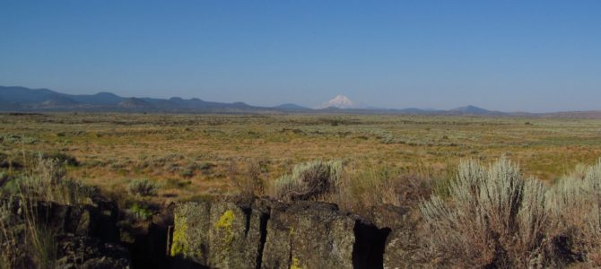 Exploring the Big Crack in Lava Beds