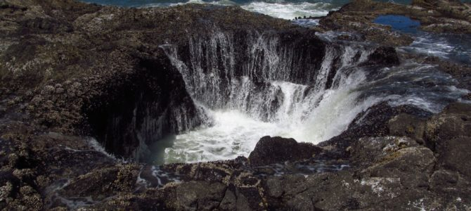 Cape Perpetua: Where the Volcanos Met the Ocean