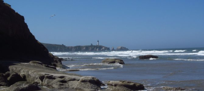 Beverly Beach Hike: Lighthouses, Volcanic Rocks, and More