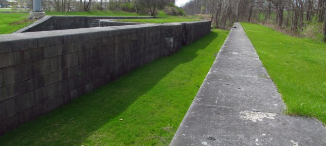 Lock 60 Historic Site: Walk through an Erie Canal Lock Chamber