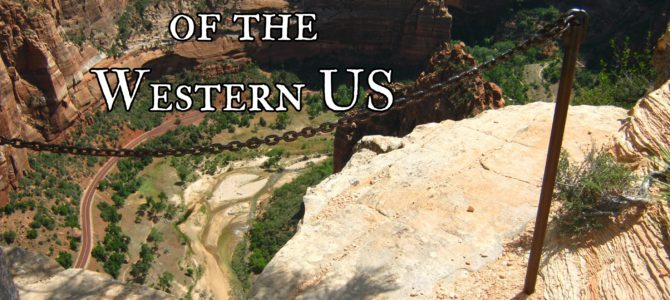 Terrifying Trails of the Western US