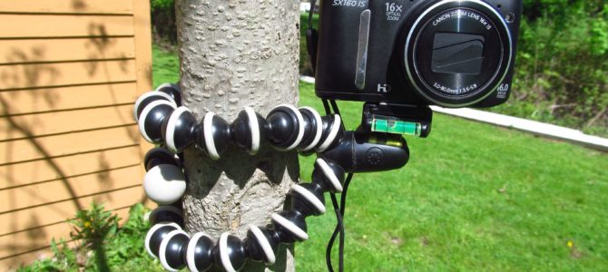 Gear Review: GorillaPod Hybrid Tripod