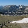 10 Best Day Hikes in Rocky Mountain National Park - views from the Tundra Communities Trail, Colorado