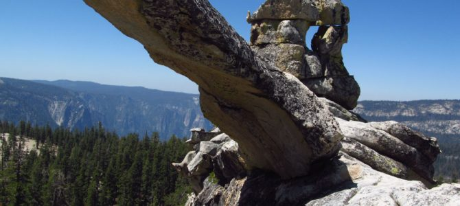 Indian Rock: Day Hiking Yosemite's Only Arch