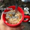 How to make instant oatmeal packets that are sugarless and (potentially) dairyless