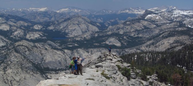 Early Season Hiking to Clouds Rest – and Yosemite's Best