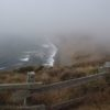 Coastline from a viewpoint near the Point Reyes Lighthouse parking area, California