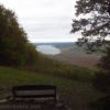 Views over Honeoye Lake from Harriet Hollister Spencer State Park, New York