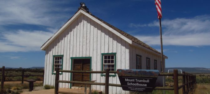 Remote History at the Mount Trumbull Schoolhouse