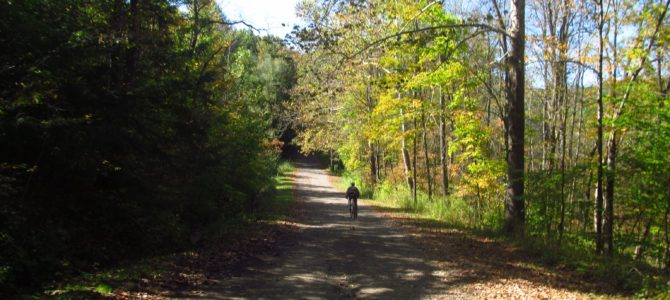 Genesee Valley Greenway – Oakland to Letchworth