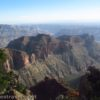 Views from Atoko Point on the North Rim of Grand Canyon National Park, Arizona