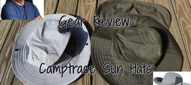 Gear Review: Camptrace Hiking Hat