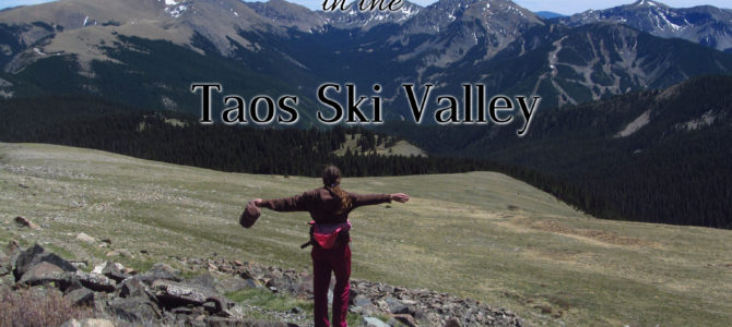 The Best Hikes from the Taos Ski Valley!