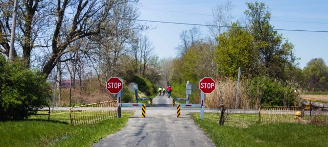 Clarence Pathways – Paved Rails-to-Trails